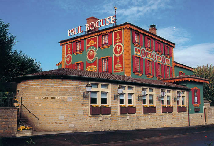 Hotel Paul Bocuse Lyon
